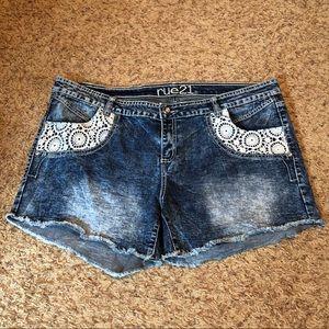 [Rue 21] Jean Shorts